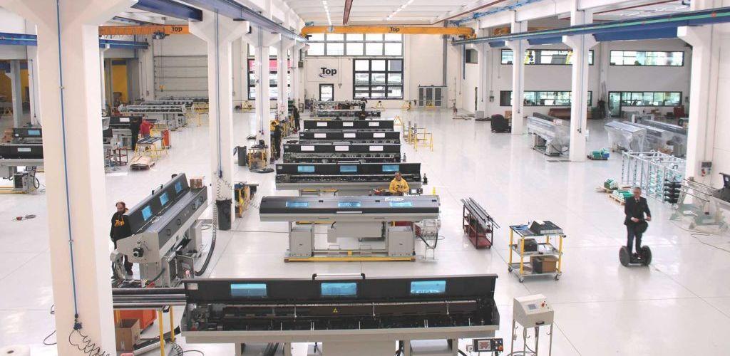 Top Automazioni stabilimento Rimini
