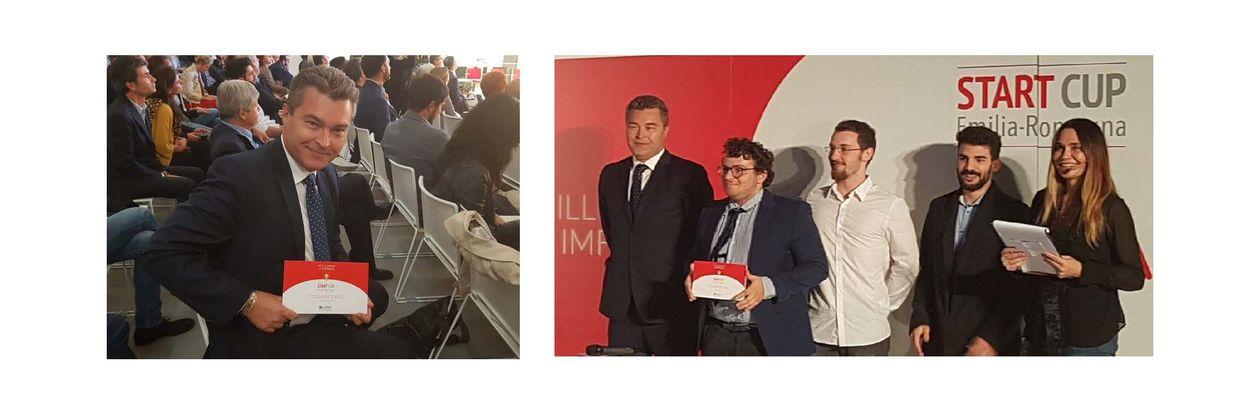 Start Cup Emilia Romagna - Cofiter sponsor