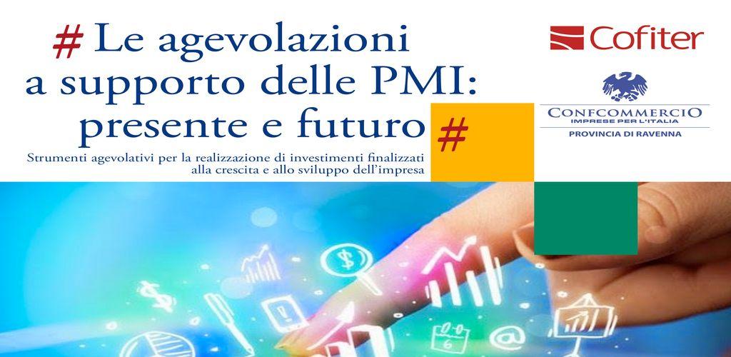 Convegno Confcommercio Provincia di Ravenna 27/11/2018 - Le agevolazioni a supporto delle PMI: presente e futuro
