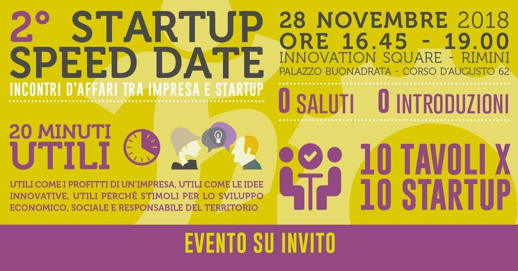 Torna a un anno di distanza lo Startup Speed Date di PRIMO MIGLIO