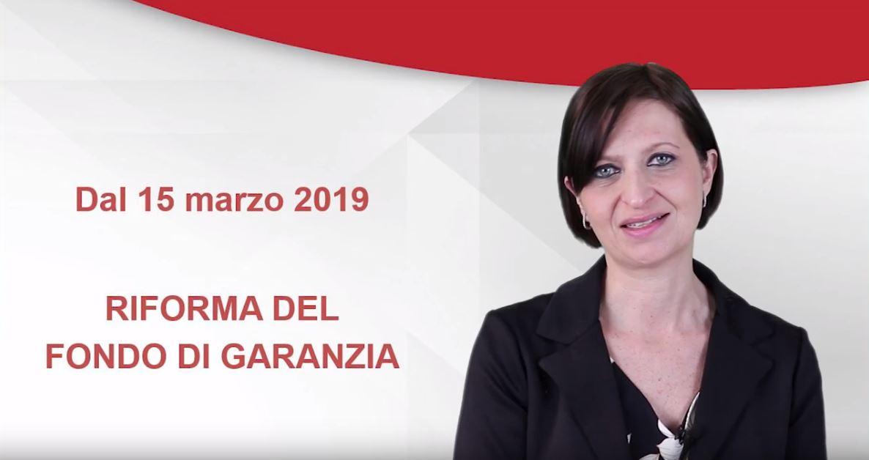 Pronti per la riforma del Fondo di Garanzia!