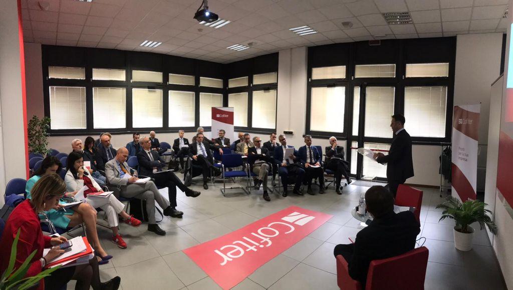 Marco Amelio confermato Presidente di Cofiter