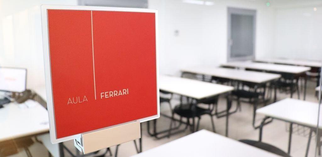 Aula Ferrari