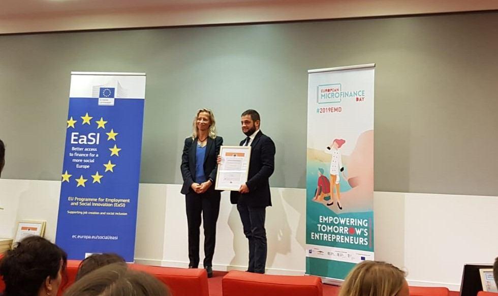 Cofiter presente alla 5ª Giornata Europea della Microfinanza