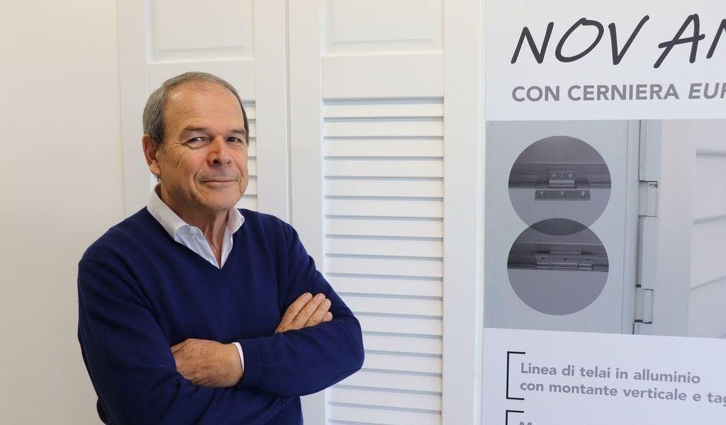Gian Paolo Bacchini di Eurall