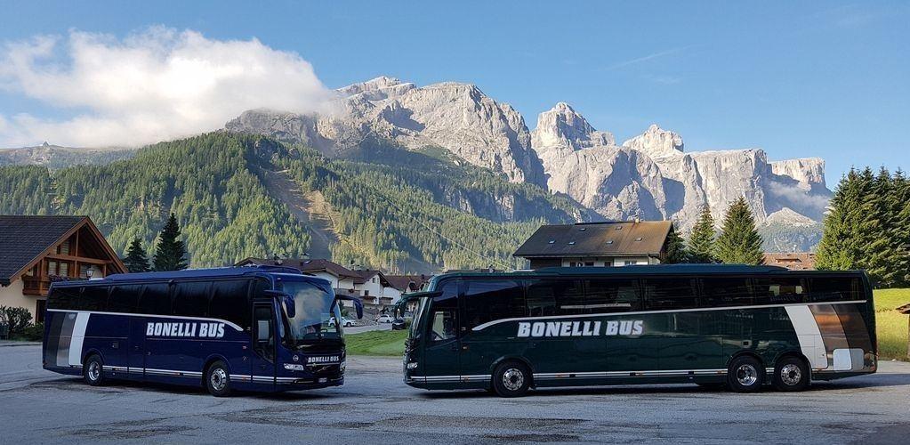 Bonelli bus montagne