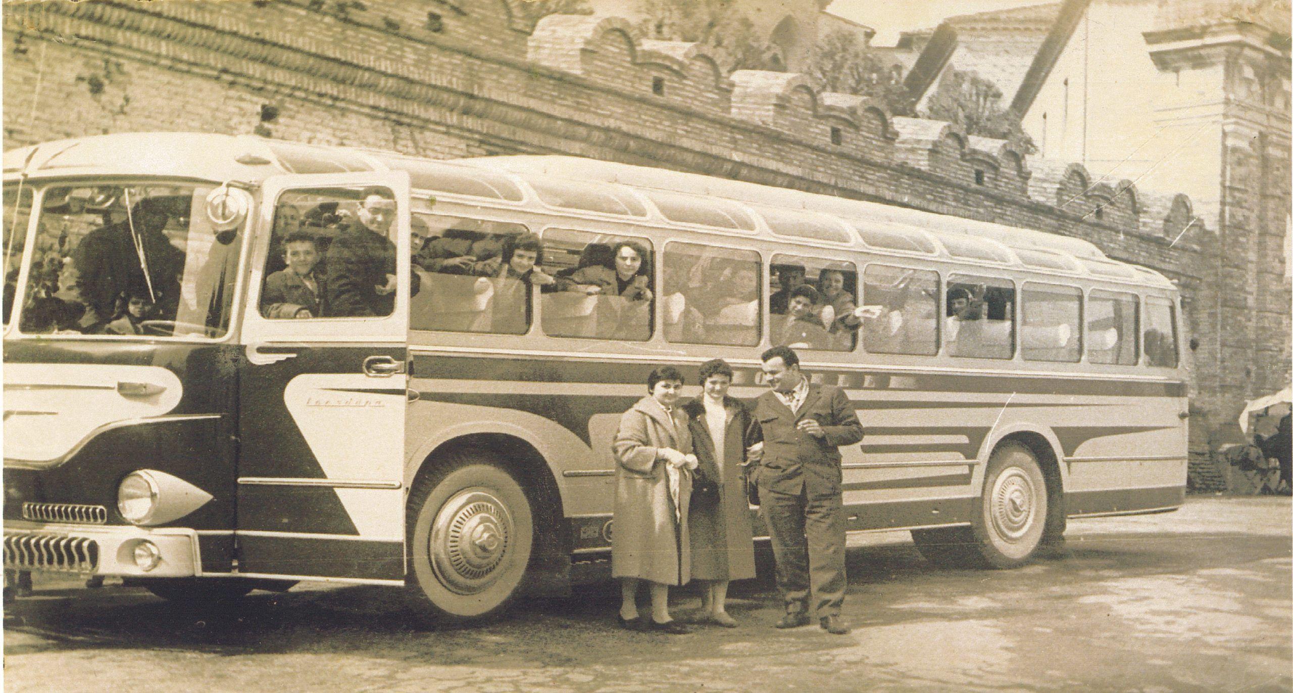 Bonelli bus origini