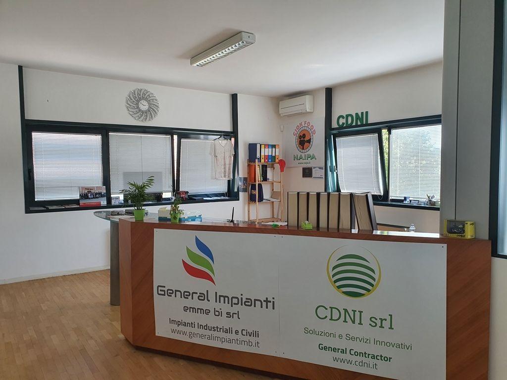 CDNI reception