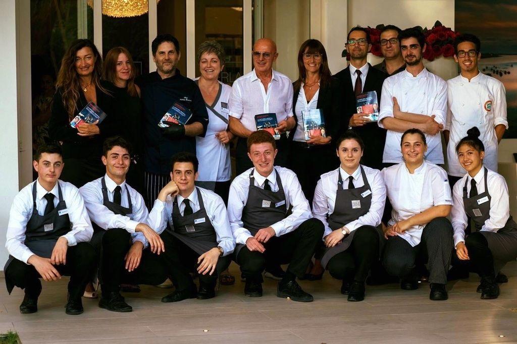 Perla Verde Hotel staff
