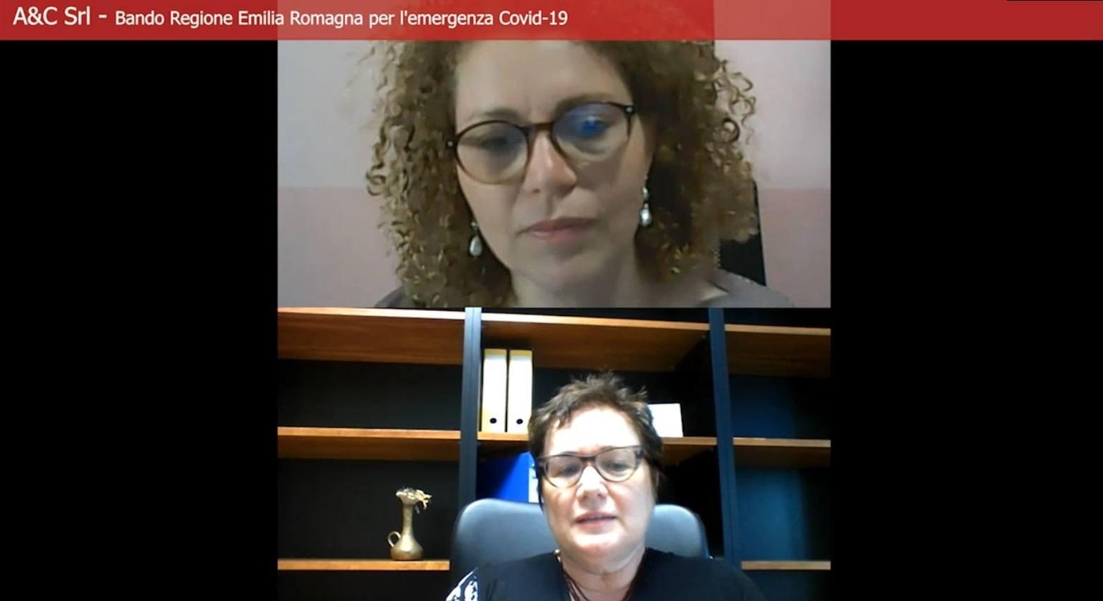 Intervista online a Franca Marzi di A&C Srl