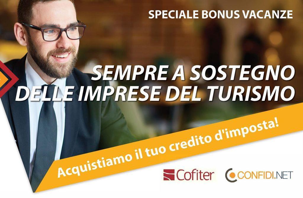 Cofiter e Confidi.Net a sostegno delle imprese del turismo